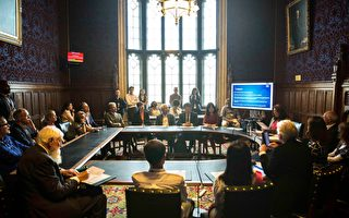 法轮功反迫害二十周年 英国会展开研讨会