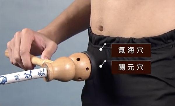 治療尿失禁可使用溫灸或針灸氣海穴、關元穴的方法。(談古論今話中醫提供)