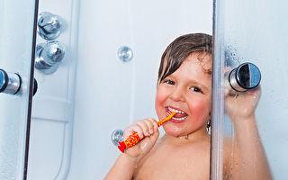 洗澡時先洗哪個部位 透露你的個性