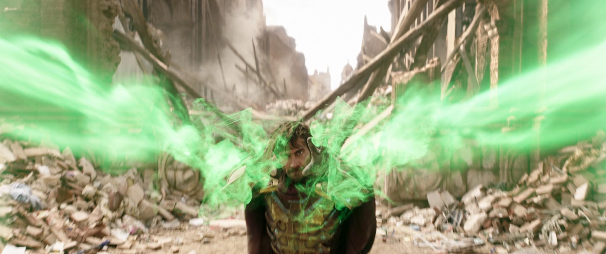 《蜘蛛人:离家日》影评:勇于扛起责任才是真英雄