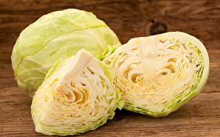 高丽菜不仅是蔬菜,还可做药用,有很好的养胃功效。(Shutterstock)