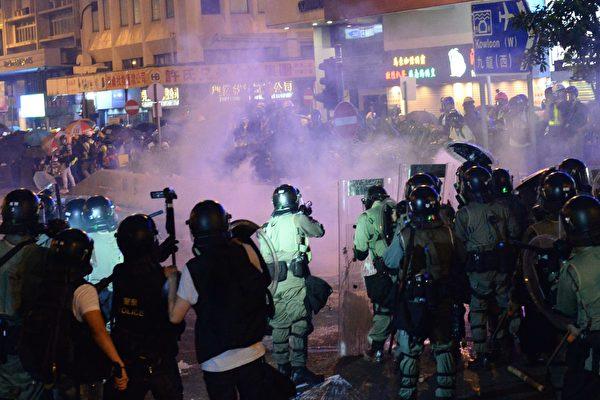 """港人""""反送中""""抗议至今 至少172人被捕"""