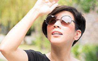眼睛不做好防晒,长期曝露在过量紫外线中,容易引起黄斑部病变等眼病。(Shutterstock)