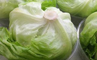如何处理绿叶蔬菜、预防李斯特菌感染?(Pixabay)