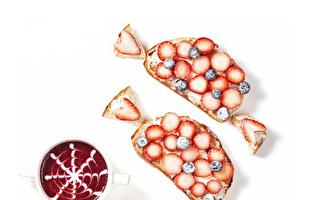 夏天午餐不用蒸 來個「冷便當」:雙莓拼盤