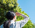 眼睛接觸太陽光線,能讓你清醒過來。(Shutterstock)
