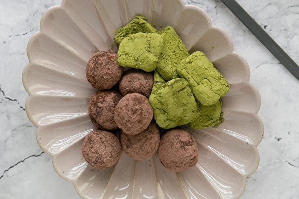 進行減醣飲食也能吃甜點。(如何出版提供)