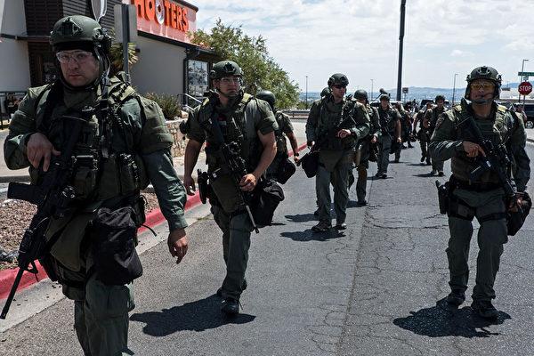 德州槍擊案 美休假軍人救下一大群孩子