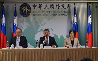 联大会议在即 外交次长谢武樵宣布今年推案三大诉求