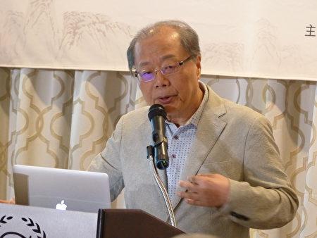 徐孝锡院长来北美巡回演讲。