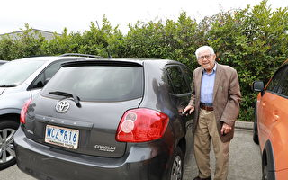 一百多岁仍在开车 澳洲寿星分享长寿秘诀