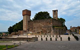 組圖:意大利11世紀古堡 Volta Mantovana