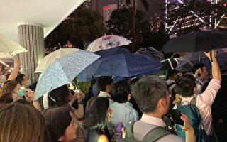 高天韵:鸡蛋与高墙——香港抗暴者的风骨