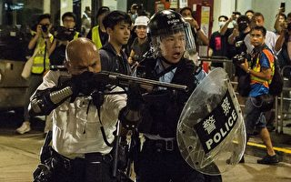 传8.11游行或直接拘捕示威者 港警否认