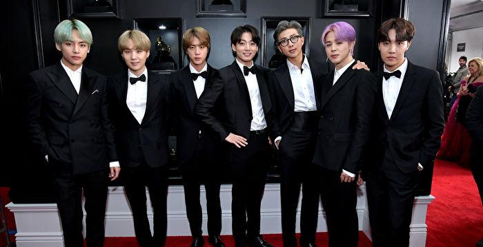 BTS獲Newsis韓流大獎 入圍美國MTV最佳團體