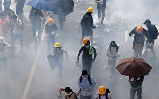 顏丹:中共提禁止示威蒙面法可笑在哪兒?