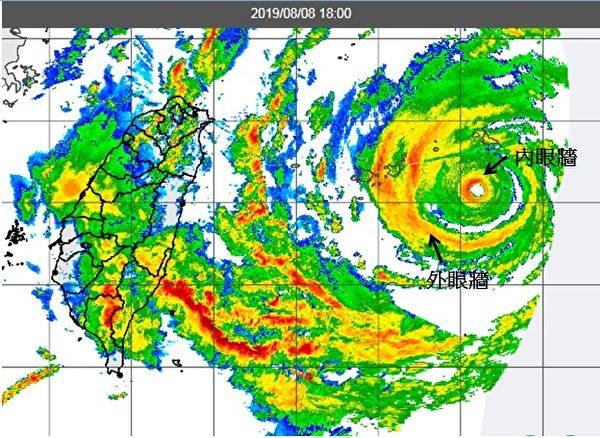【直播】強颱風利奇馬襲台 北台灣防豪雨
