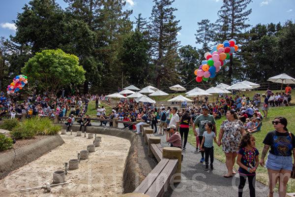 童玩节硅谷热闹登场 年轻世代接手