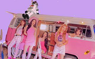 Red Velvet摘SORIBADA两奖 感谢粉丝陪伴5年
