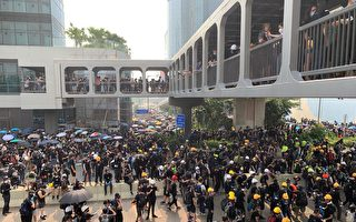 香港「勇武派」:不認同中共 認同中國