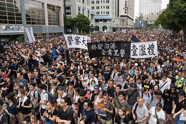 香港学界发起9月罢课 90%受访中学生支持