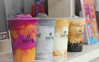 全球疯Bubble Tea 珍珠奶茶掀甜品风潮