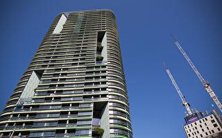 悉尼存建築缺陷的澳寶塔樓(Opal Tower)