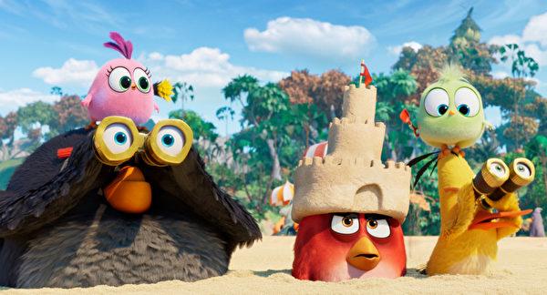《憤怒鳥玩電影2:冰的啦!》(The Angry Birds Movie 2)