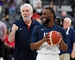 男籃世界杯:美國隊公布最新17人大名單