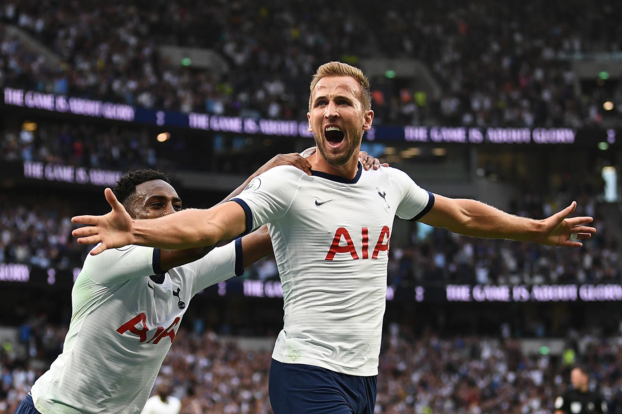 英超2019-2020赛季揭幕