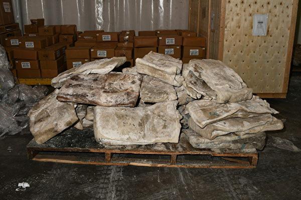 警方破獲了迄今為止從墨西哥走私澳洲的最大冰毒案