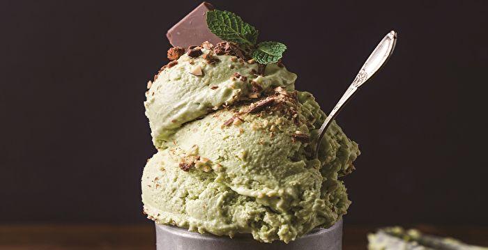 酪梨冰淇淋 男女老少都喜歡的甜點