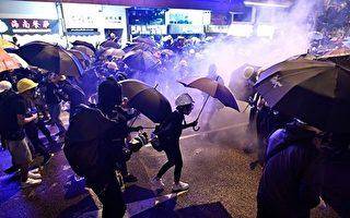 大陆民众感佩港人争民主自由运动 祈福香港