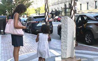 波士頓馬拉松爆炸案死者紀念碑完工