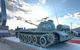 戈壁東:加州「六四」自由雕塑公園是民主義士傑作
