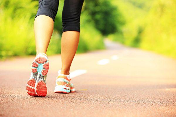 每天走多少步數算健康?(ShutterStock)
