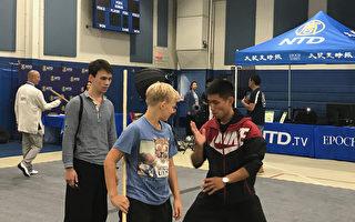 武术大赛同台展现传统武术 选手震撼