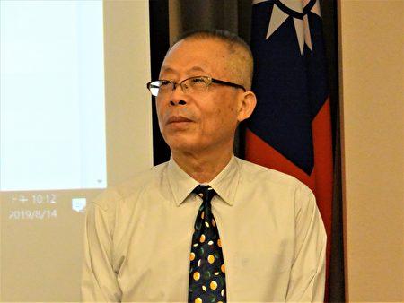 監察院祕書長傅孟融。
