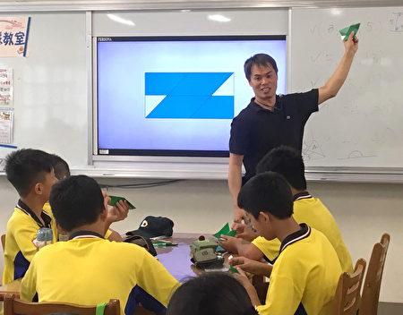 中原大学资优中心的教授或讲师,安排课程精彩而扎实。