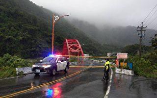 白鹿侵襲 台東逾8千戶停電多處坍方