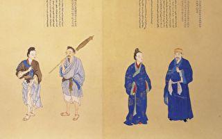 清朝書法家出使琉球 遇海難幸得神救助