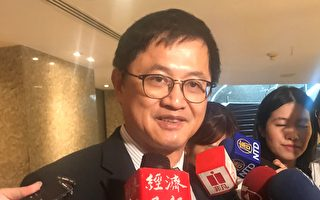 FTA簽約少 童子賢:台經貿實力不輸韓