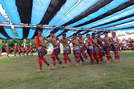 巴爾巴爾蘭部落族人豐年祭歌舞歡樂文化傳承