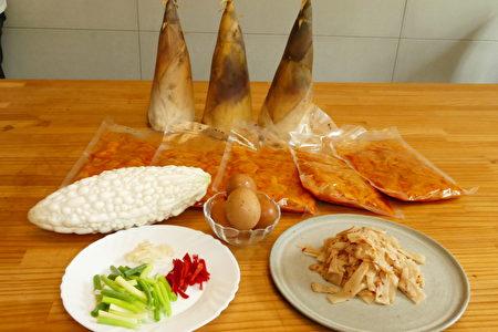 醃好的酸筍片可直接來炒肉、炒菜,讓食物的風味更豐富。