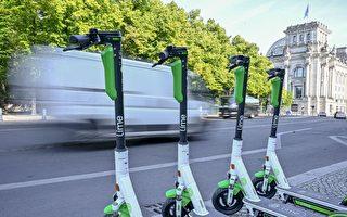 德电动滑板车上路两个月 新风尚还是新风险?