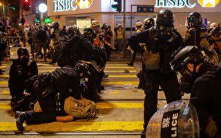 戈壁东:香港民众敲响了中共丧钟