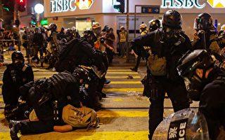 張林:中共在香港大玩黑幫無間道