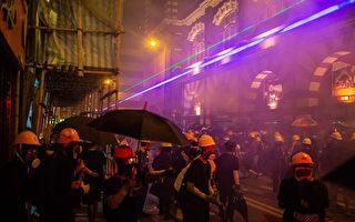 对抗中共脸部辨识系统 香港示威者有新招