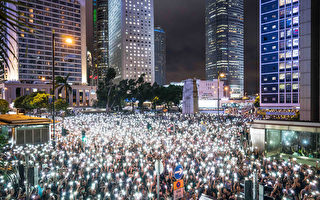 組圖2:香港公僕不沉默 與民同行反送中