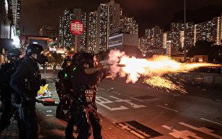 前北约盟军司令:香港若避免镇压 应谢台湾